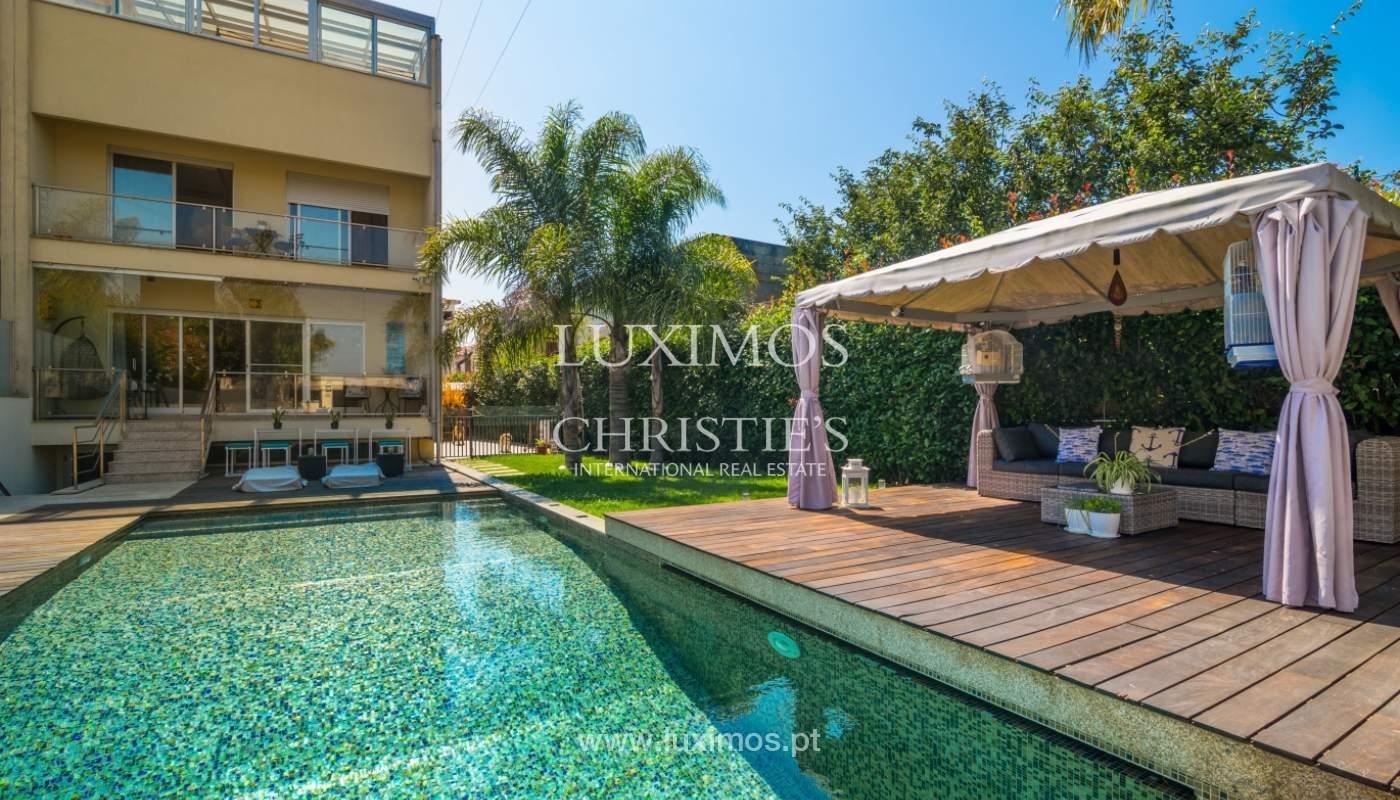 Vivienda para venta con piscina, jardín y terraza, Porto, Portugal_108312