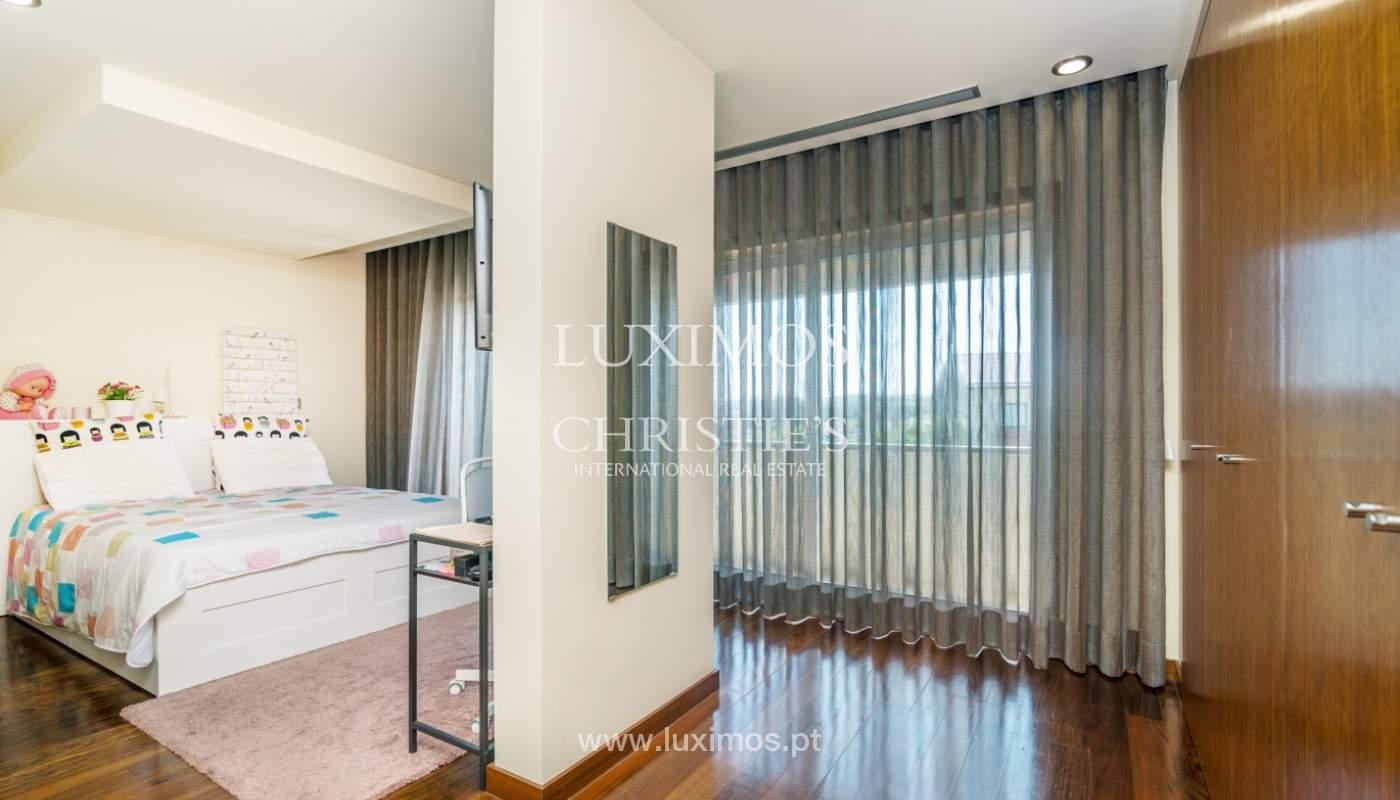 Vivienda para venta con piscina, jardín y terraza, Porto, Portugal_108314