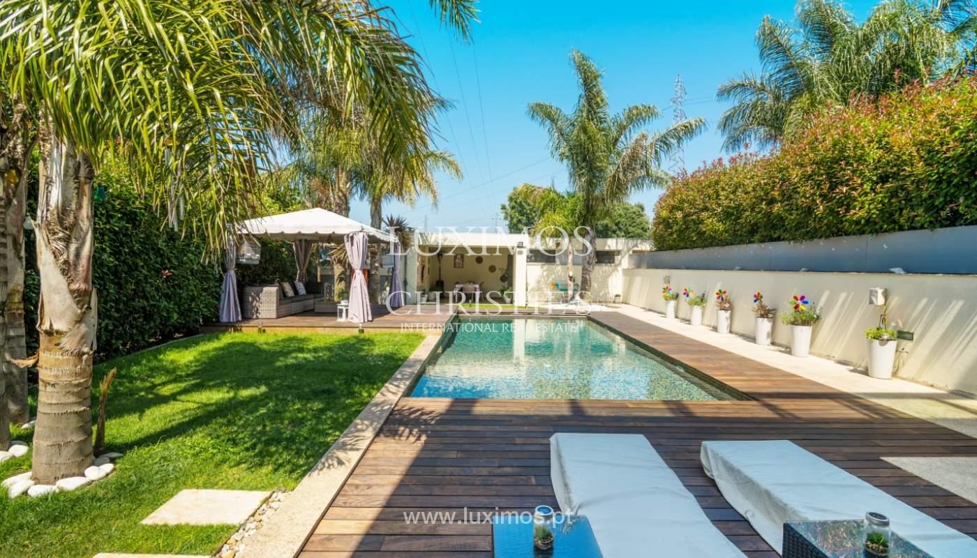 Vivienda para venta con piscina, jardín y terraza, Porto, Portugal_108315