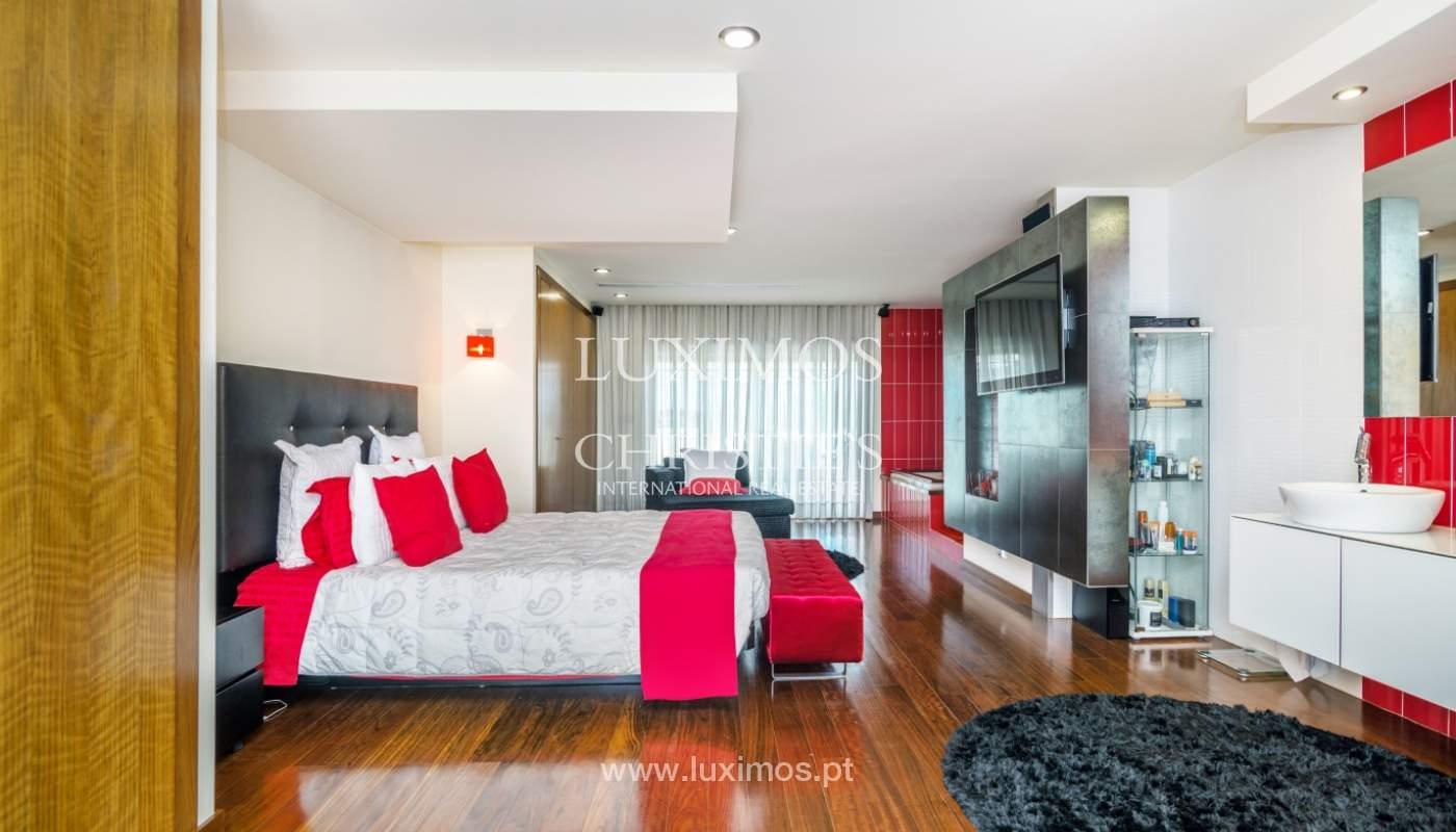 Vivienda para venta con piscina, jardín y terraza, Porto, Portugal_108316
