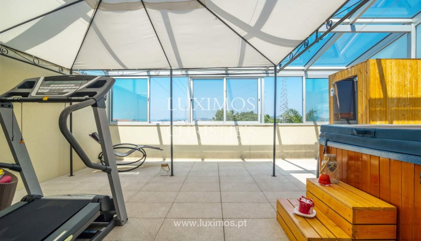 Vivienda para venta con piscina, jardín y terraza, Porto, Portugal_108320