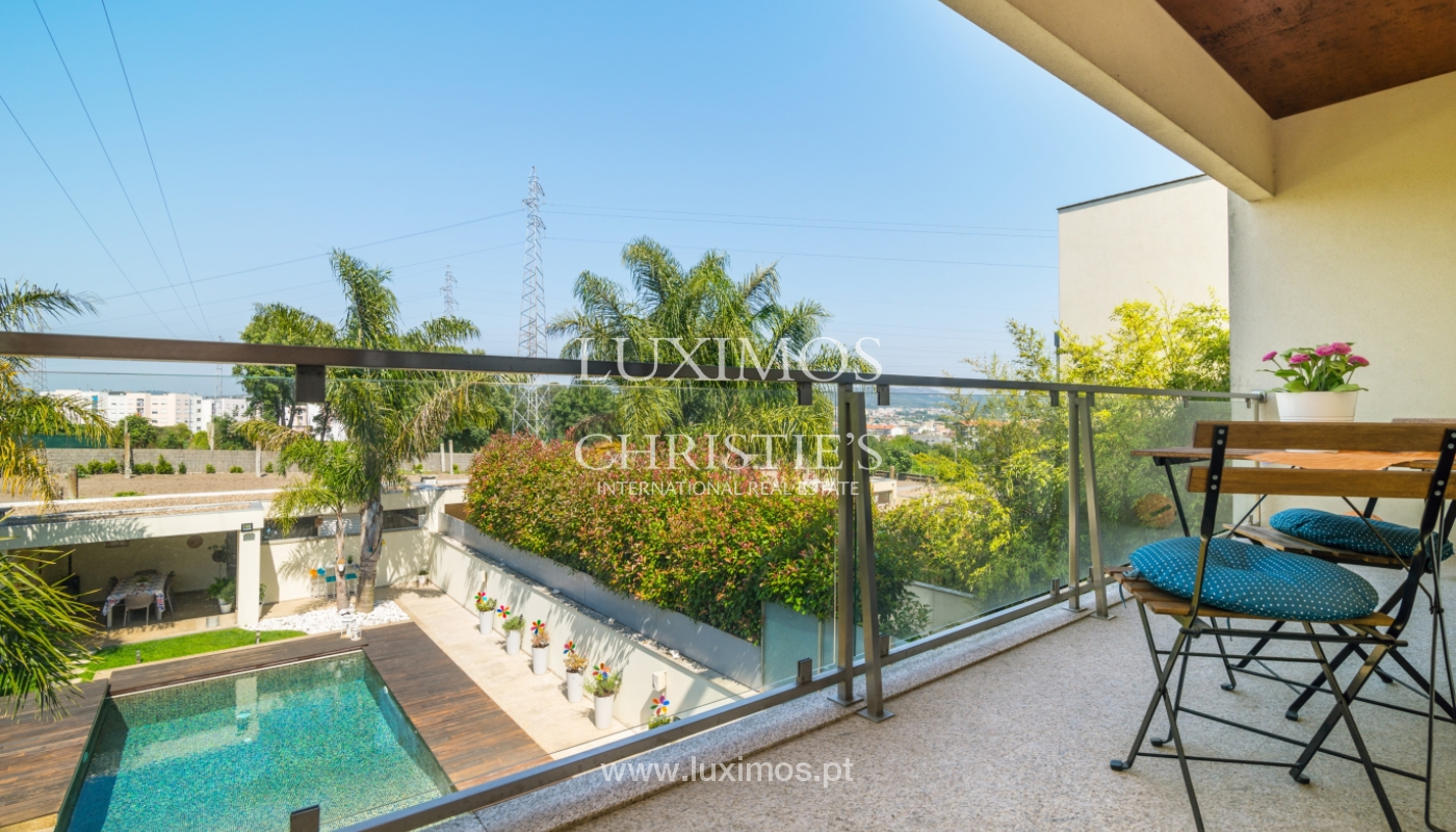 Villa for sale with swimming pool, garden and terrace, Porto, Portugal_108322