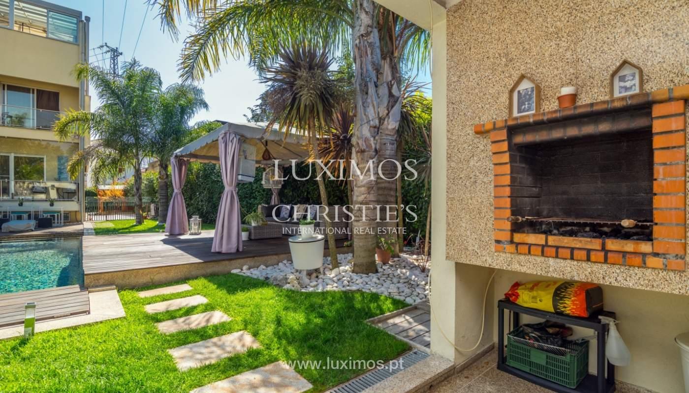Vivienda para venta con piscina, jardín y terraza, Porto, Portugal_108326