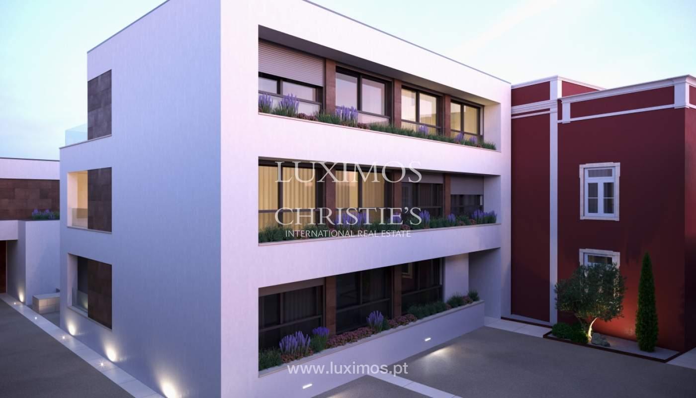 Verkauf neue Maisonette Wohnung, modern in Faro, Algarve, Portugal_108345