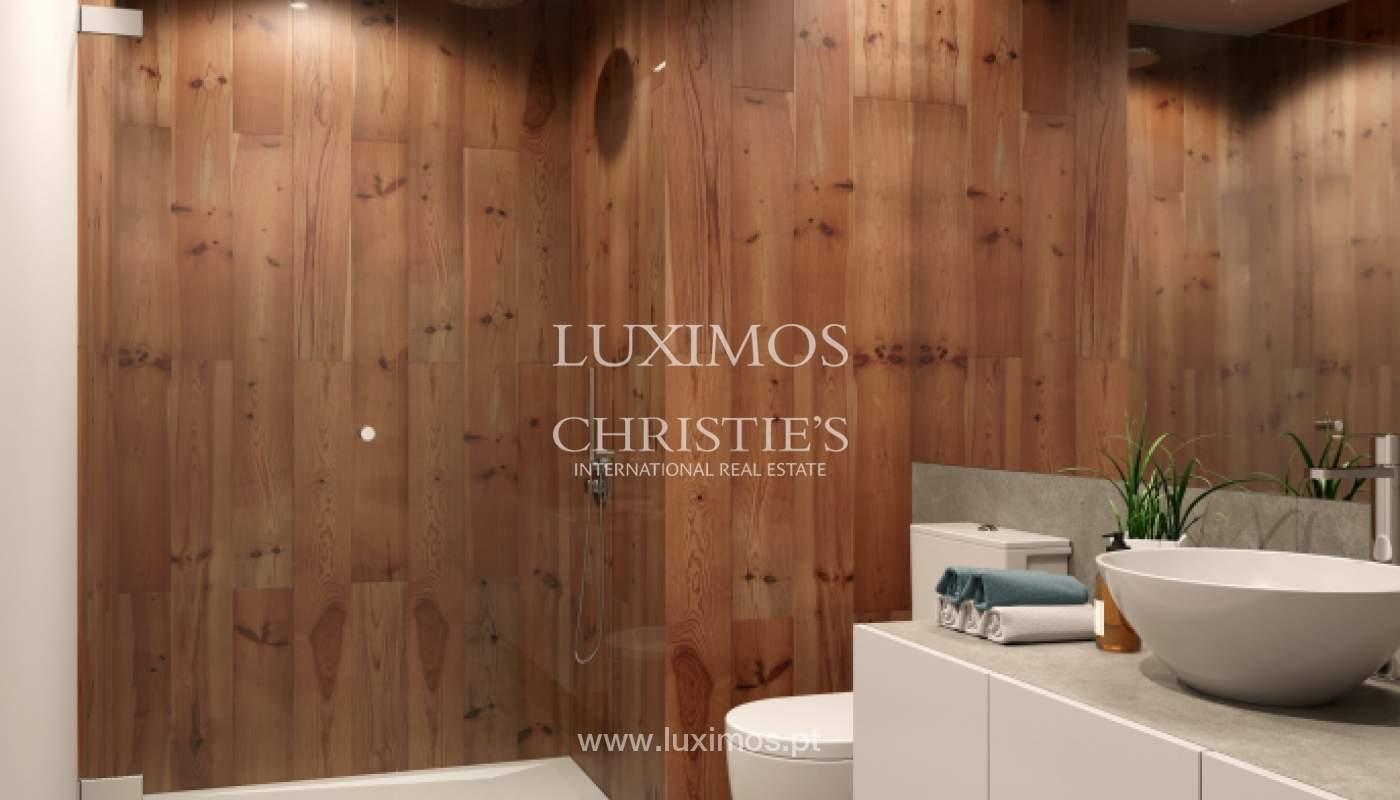 Verkauf neue Maisonette Wohnung, modern in Faro, Algarve, Portugal_108348