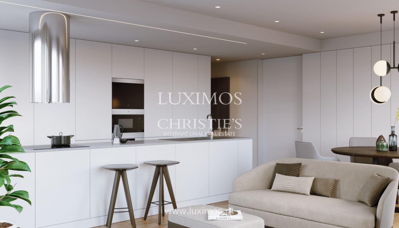 Verkauf neue Maisonette Wohnung, modern in Faro, Algarve, Portugal_108355