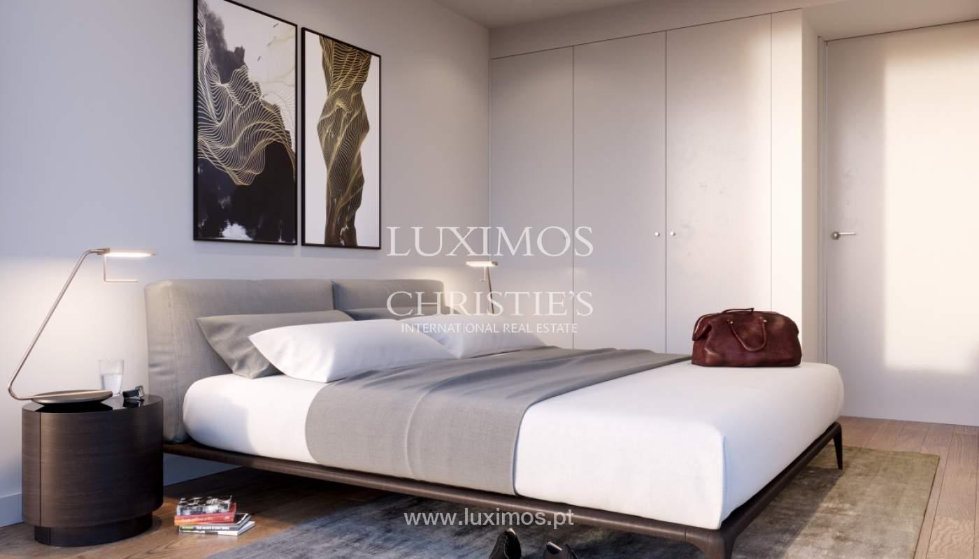 Verkauf neue Maisonette Wohnung, modern in Faro, Algarve, Portugal_108357