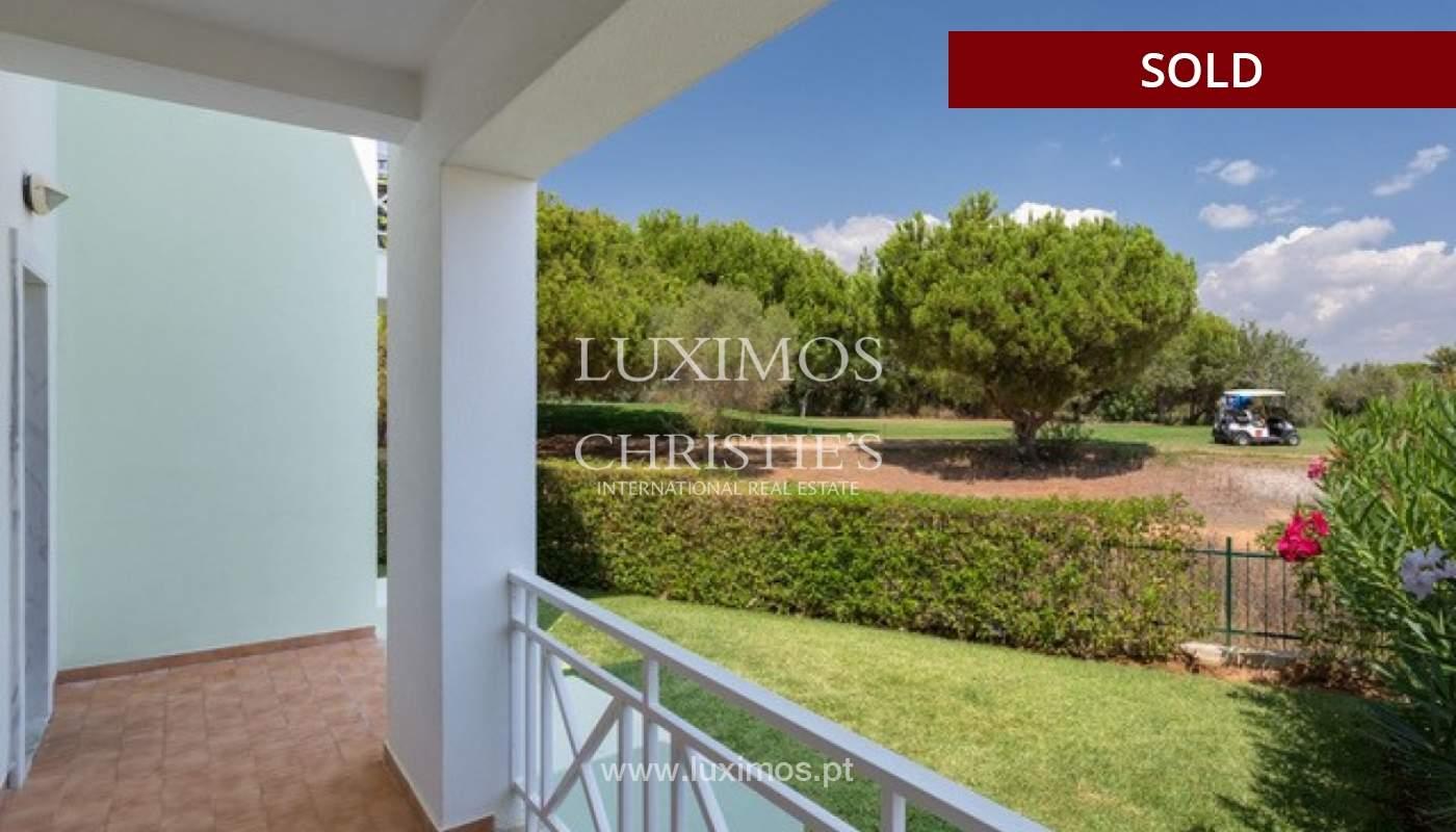 Venta de apartamento junto al golf en Vilamoura, Algarve, Portugal_108454