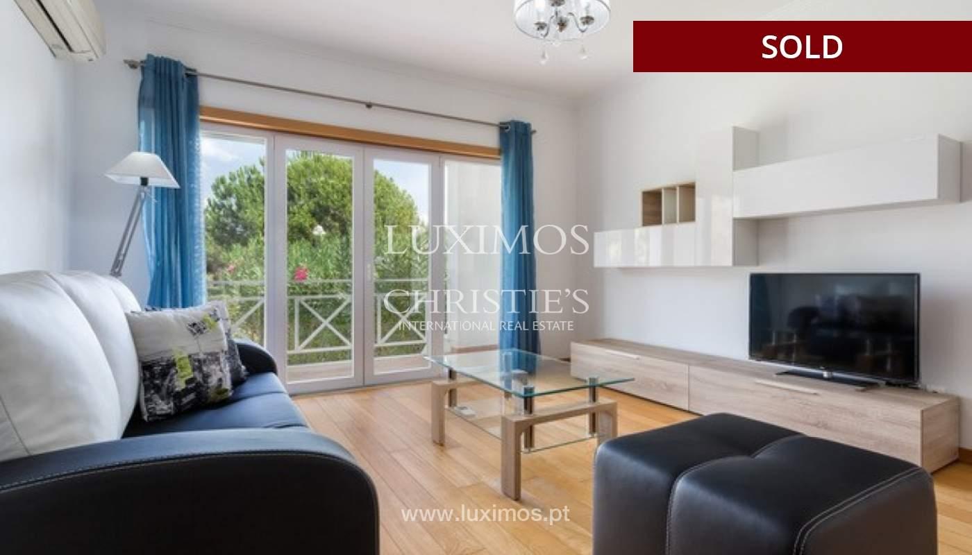 Venta de apartamento junto al golf en Vilamoura, Algarve, Portugal_108455