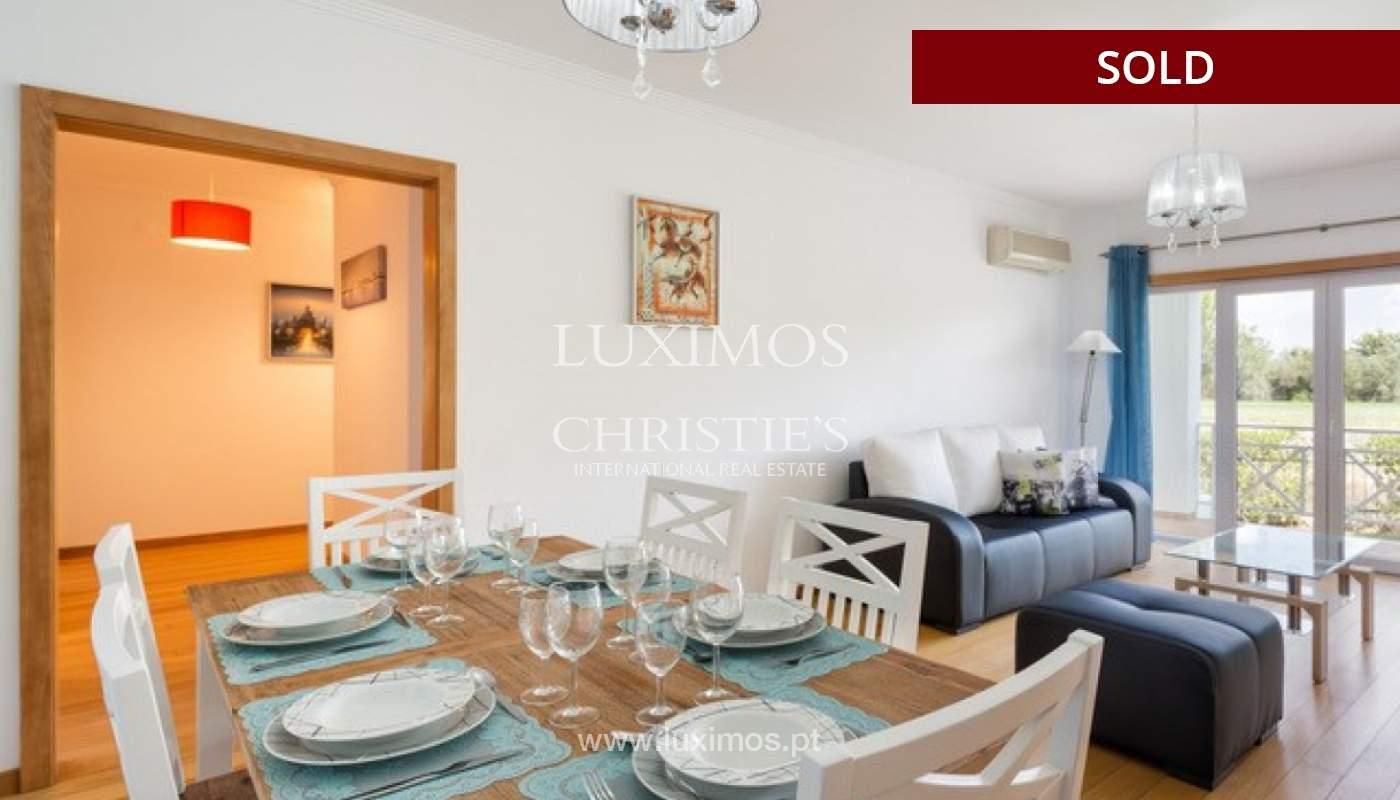 Venta de apartamento junto al golf en Vilamoura, Algarve, Portugal_108456
