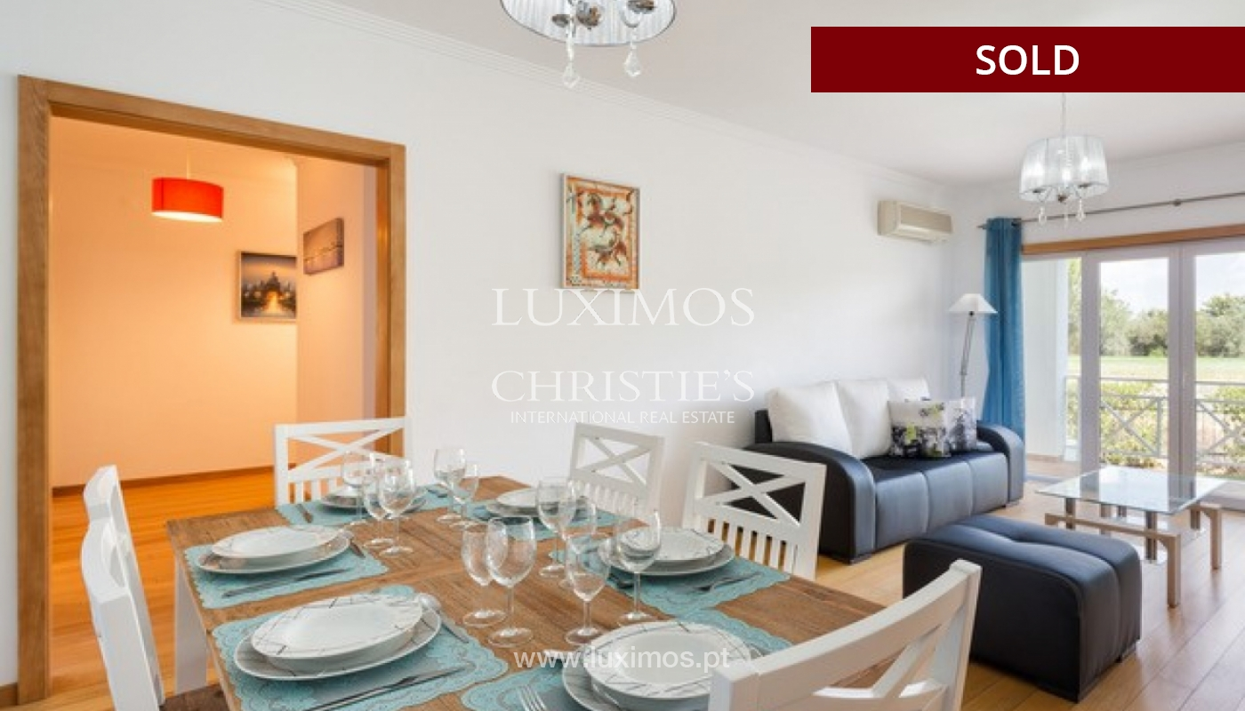 Sale apartment near the golf in Vilamoura, Algarve, Portugal_108456