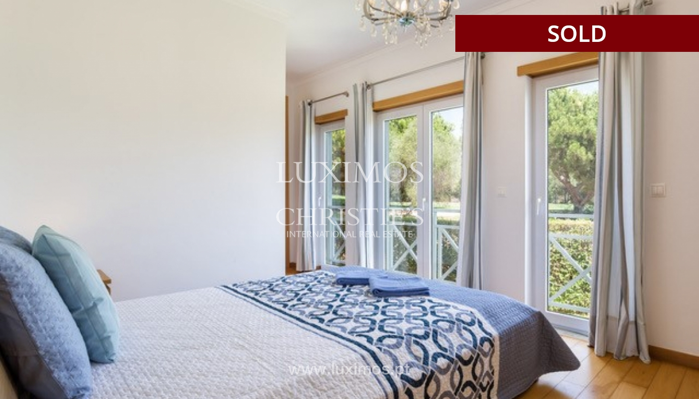 Venta de apartamento junto al golf en Vilamoura, Algarve, Portugal_108461