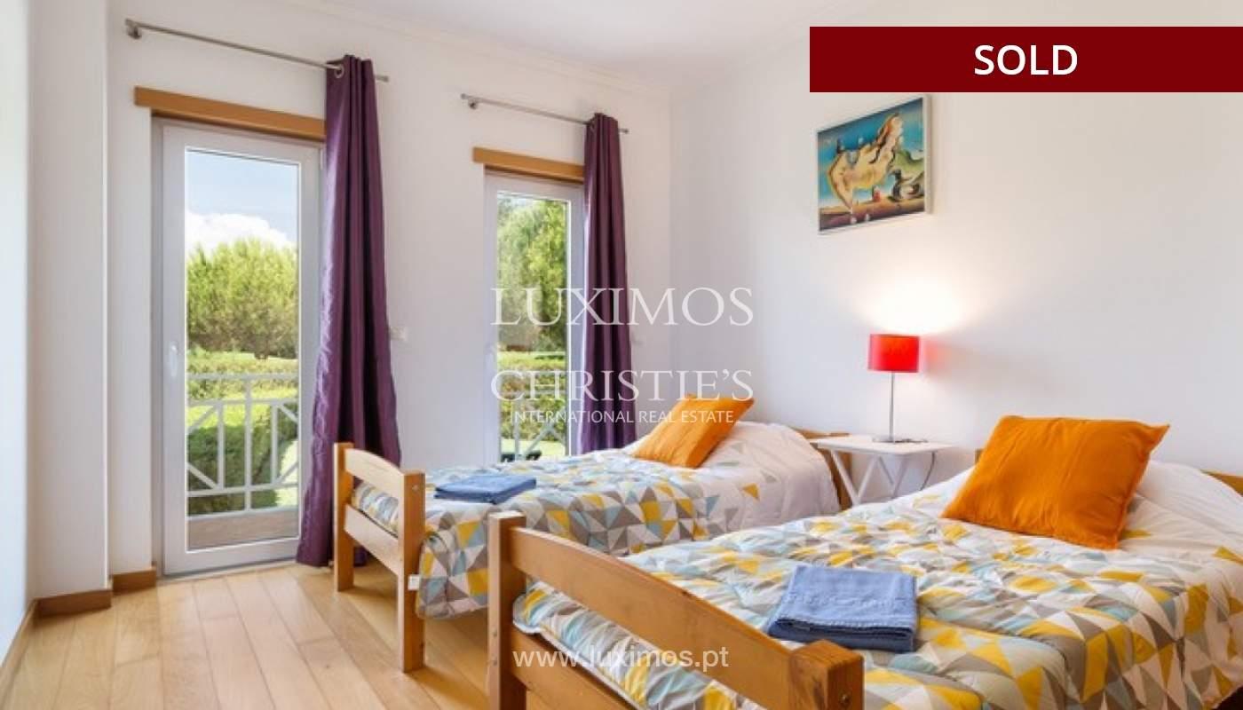 Venta de apartamento junto al golf en Vilamoura, Algarve, Portugal_108463