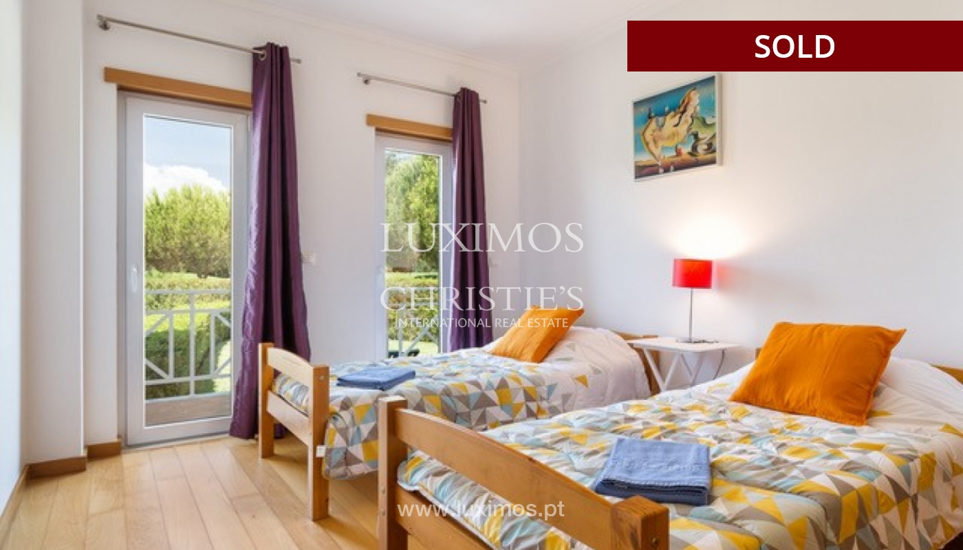 Sale apartment near the golf in Vilamoura, Algarve, Portugal_108463