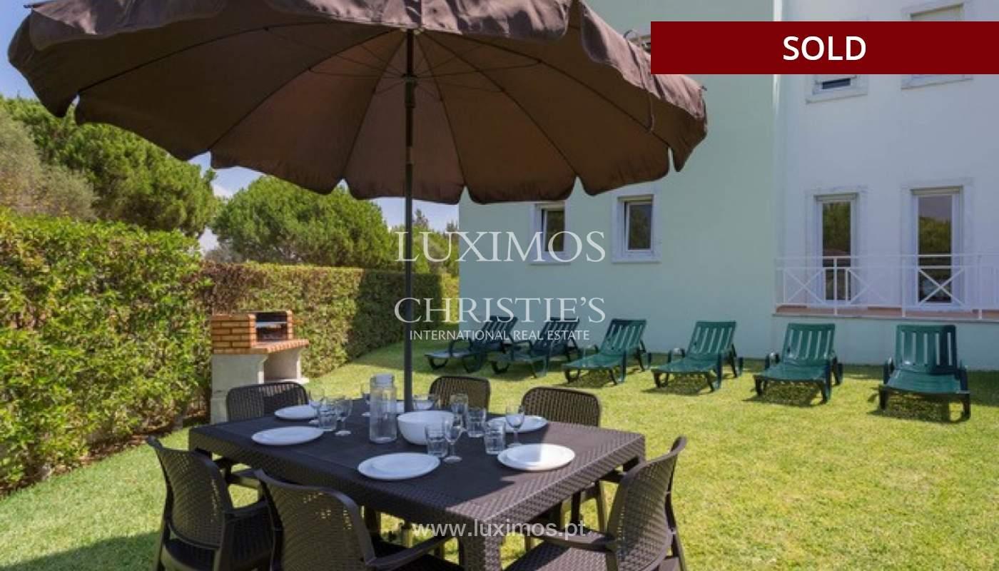 Venta de apartamento junto al golf en Vilamoura, Algarve, Portugal_108464
