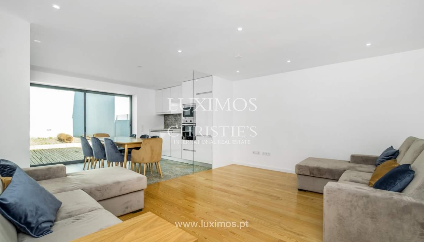 Moradia nova e moderna, em condomínio fechado, Porto _108500