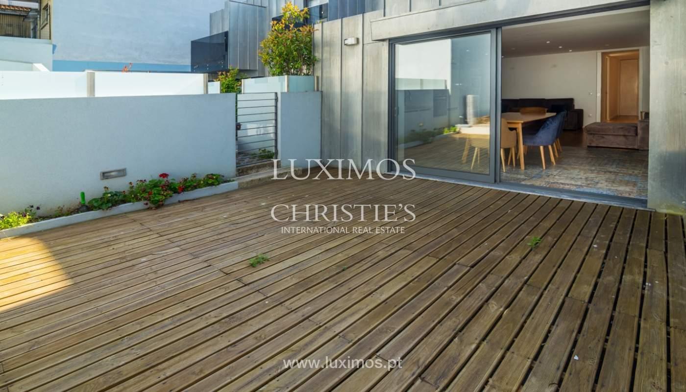 Moradia nova e moderna, em condomínio fechado, Porto _108506
