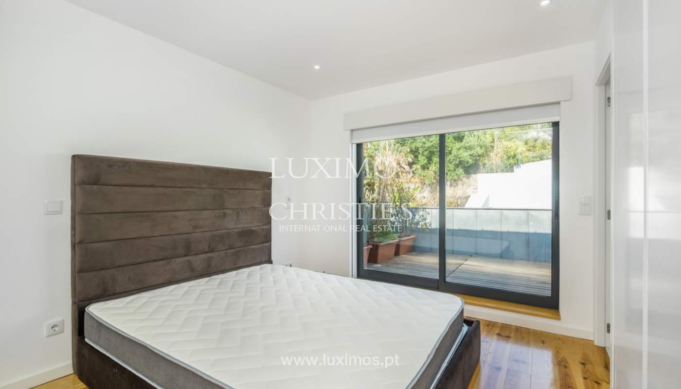 Moradia nova e moderna, em condomínio fechado, Porto _108510