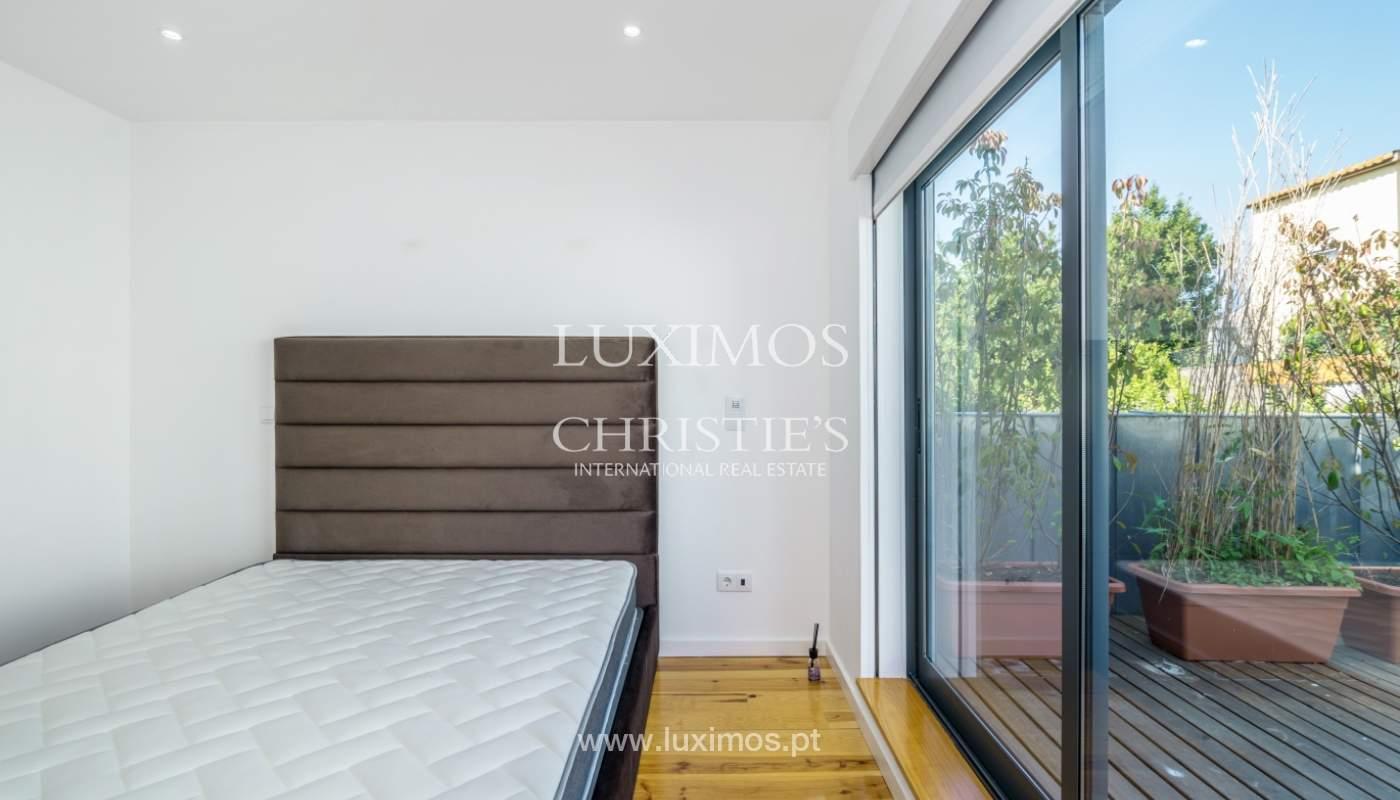 Moradia nova e moderna, em condomínio fechado, Porto _108512