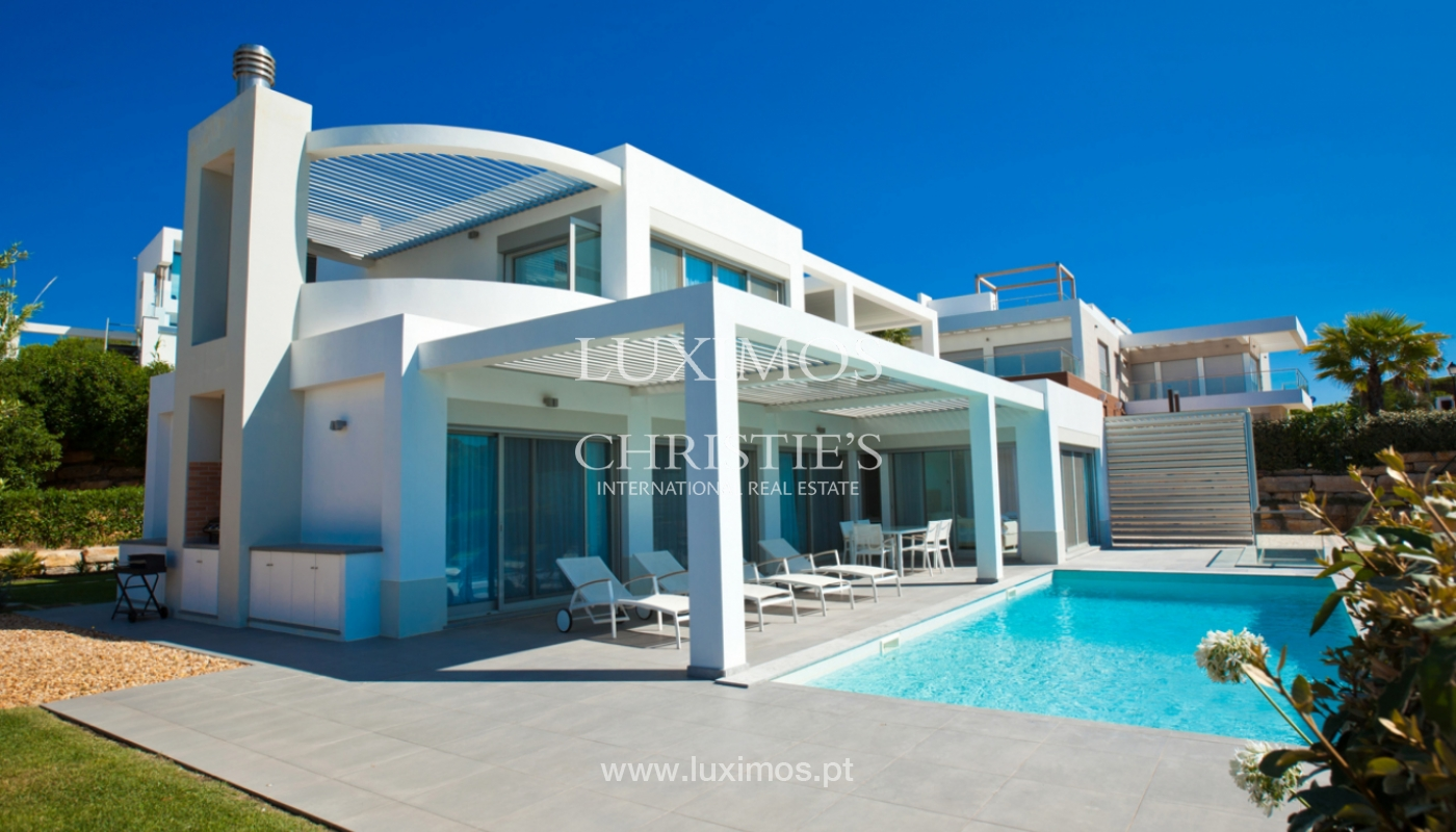 Villa à vendre au bord de la mer à Vale do Lobo, Algarve, Portugal_108559