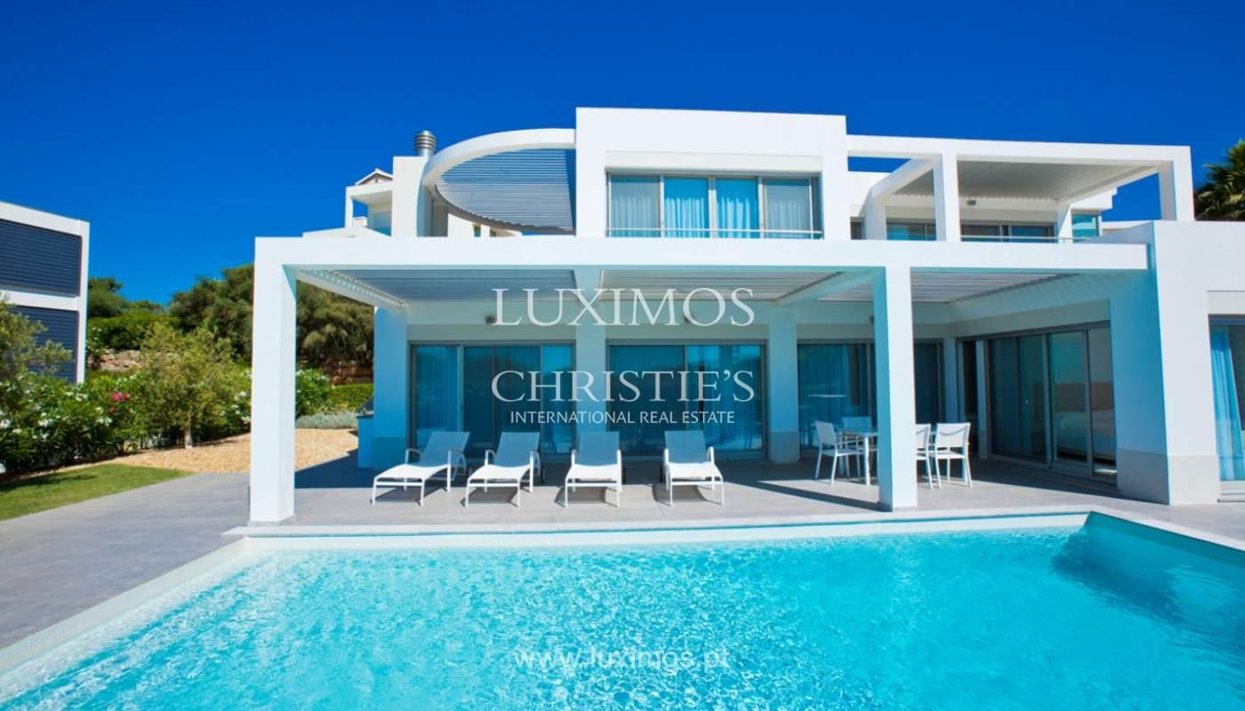 Villa à vendre au bord de la mer à Vale do Lobo, Algarve, Portugal_108565