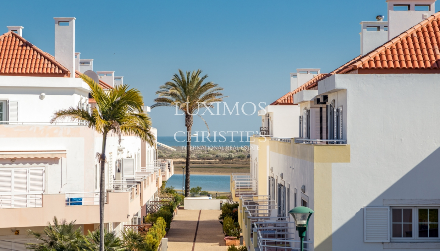 Sale apartment with sea views in Tavira, Algarve, Portugal_108659