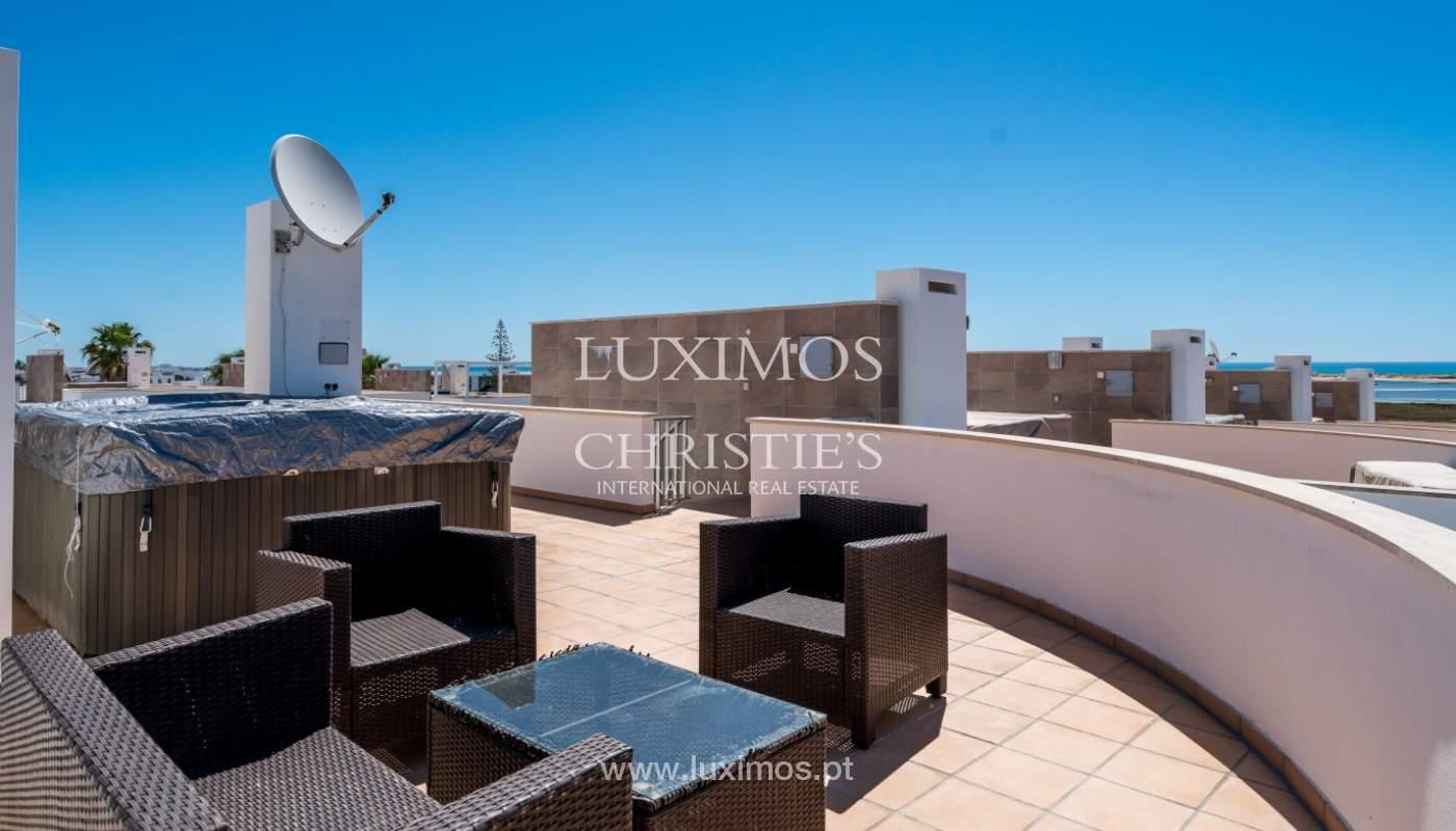 Sale of villa with sea and ria view near Olhão, Algarve, Portugal_108728