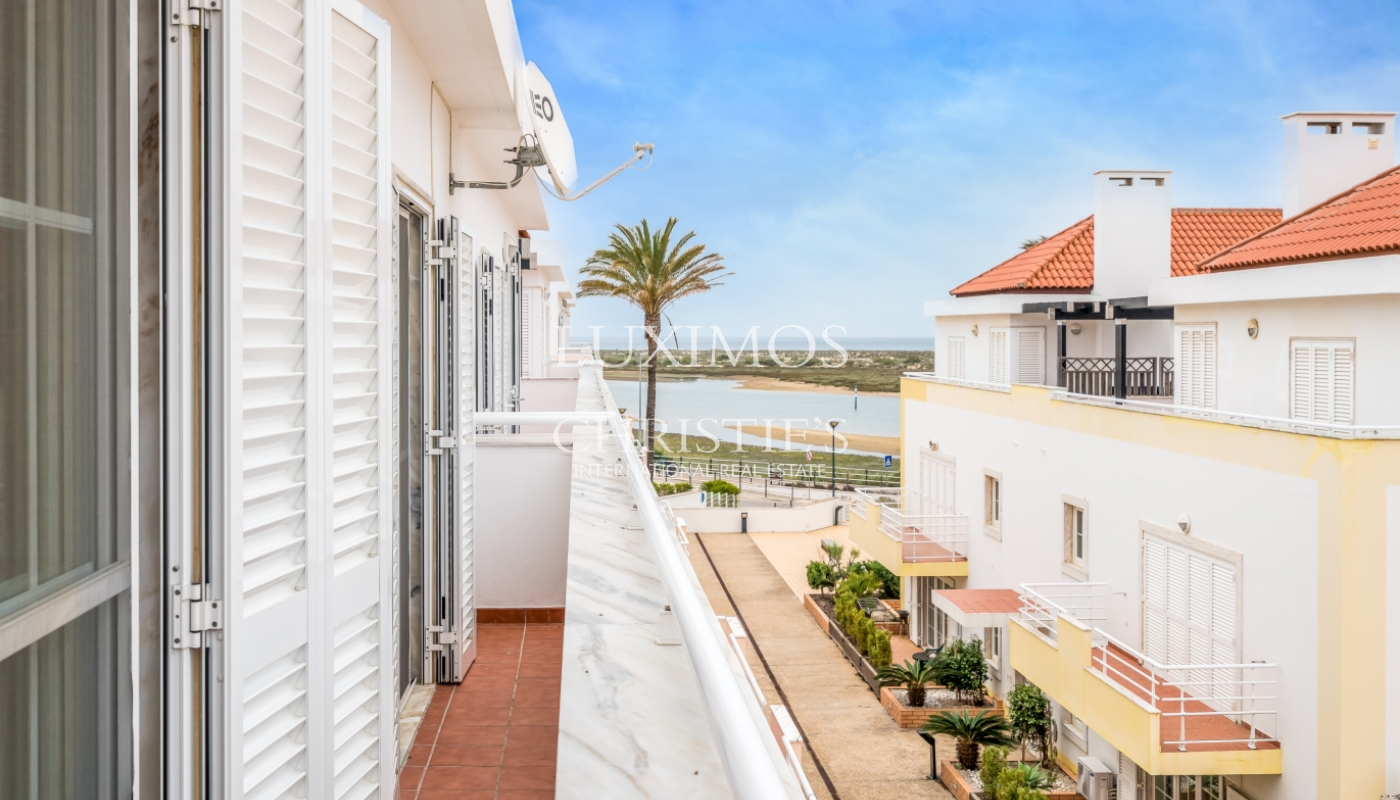 Sale of apartment with sea view in Tavira, Algarve, Portugal_108749
