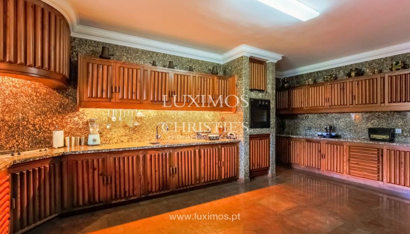 Sale of luxury villa with wide plot, Vila do Conde, Portugal_109022