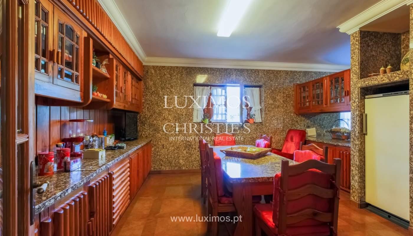 Sale of luxury villa with wide plot, Vila do Conde, Portugal_109023