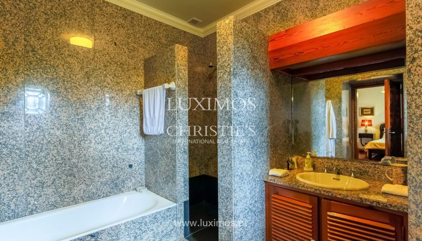 Sale of luxury villa with wide plot, Vila do Conde, Portugal_109028