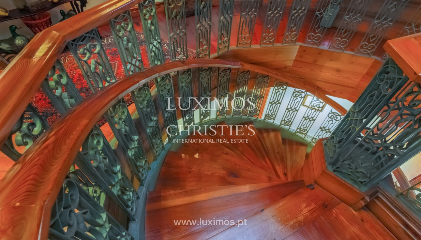 Sale of luxury villa with wide plot, Vila do Conde, Portugal_109033
