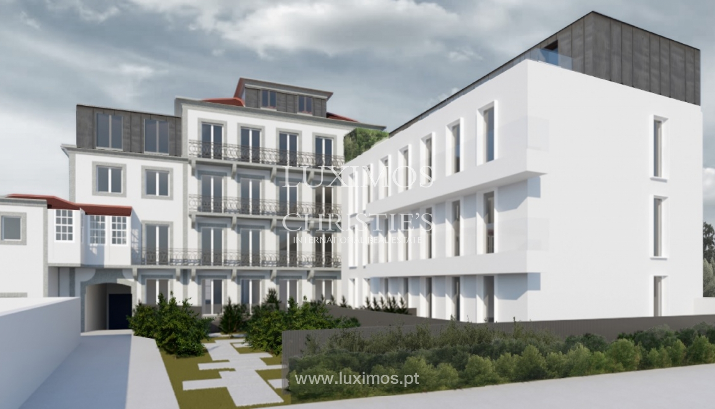 Venda de apartamento novo e moderno, no centro do Porto_109096