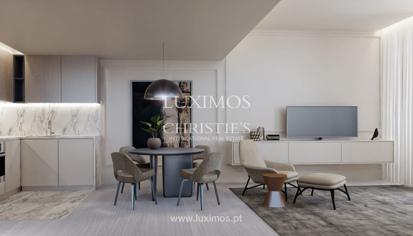 Sale of new and modern apartment, Porto centre, Portugal_109098