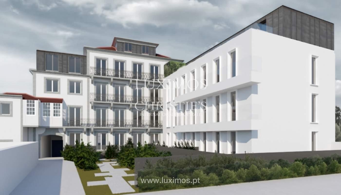 Sale of new and modern apartment, Porto centre, Portugal_109117