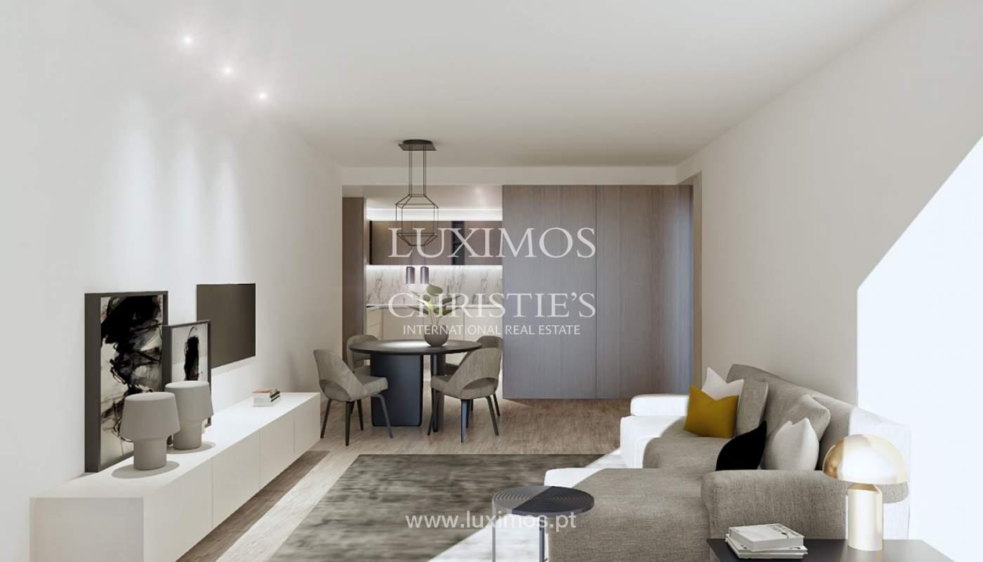 Sale of new and modern apartment, Porto centre, Portugal_109123