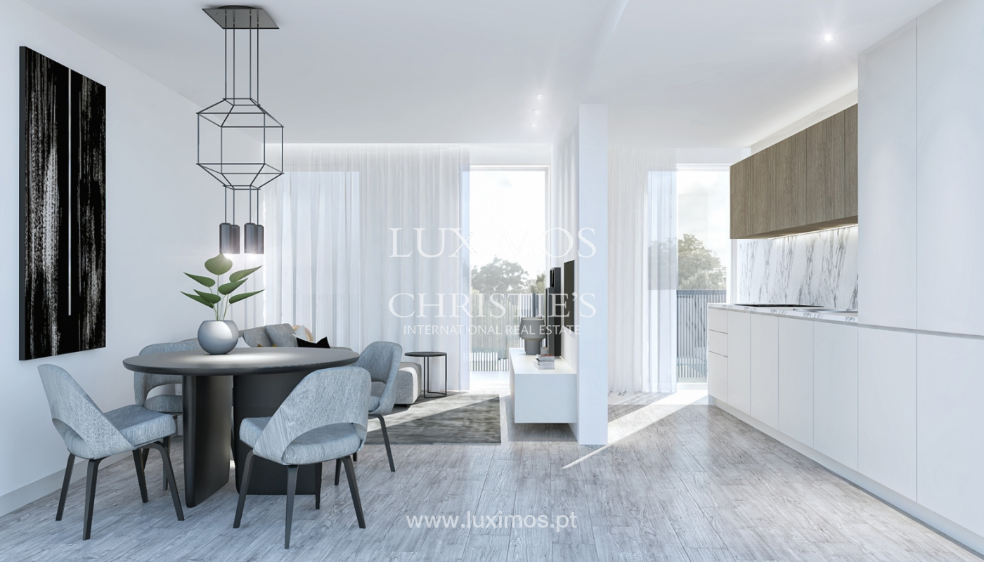 Sale of new and modern apartment, Porto centre, Portugal_109132