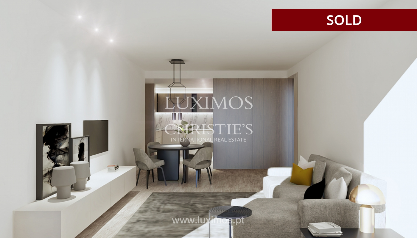 Sale of new and modern apartment, Porto centre, Portugal_109144