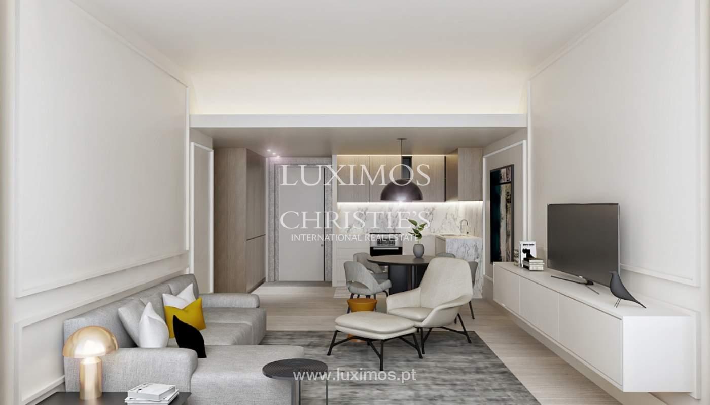 Venta de apartamento nuevo y moderno, centro do Porto, Portugal_109149