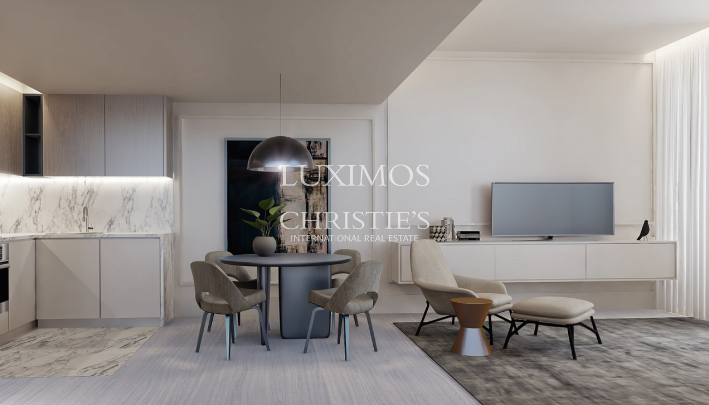 Sale of new and modern apartment, Porto centre, Portugal_109175