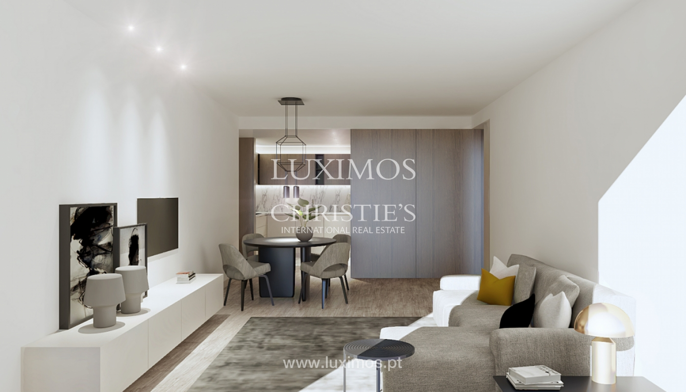 Der Verkauf der Wohnung ist neu und modern, im Herzen des Porto, Portugal_109185