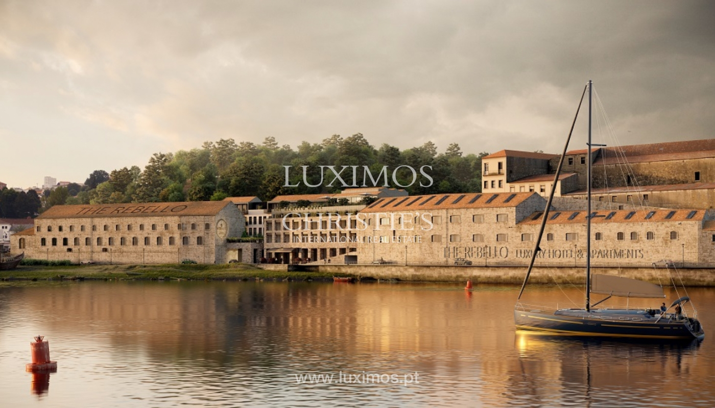Neue Wohnung mit Blick auf den Fluss, in Vila Nova de Gaia, Porto, Portugal_109318