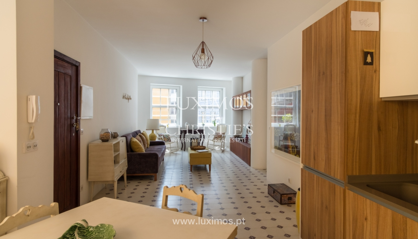 Renovated apartment in the historic area of Ribeira, Porto, Portugal_109551