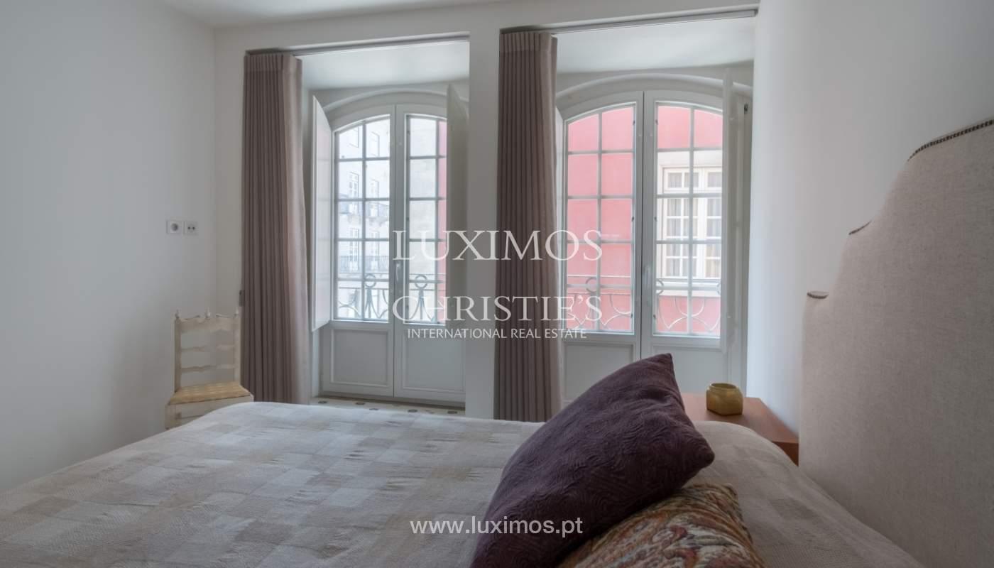 Zum Verkauf renovierte Wohnung, die Ribeira, Porto,portugal_109568