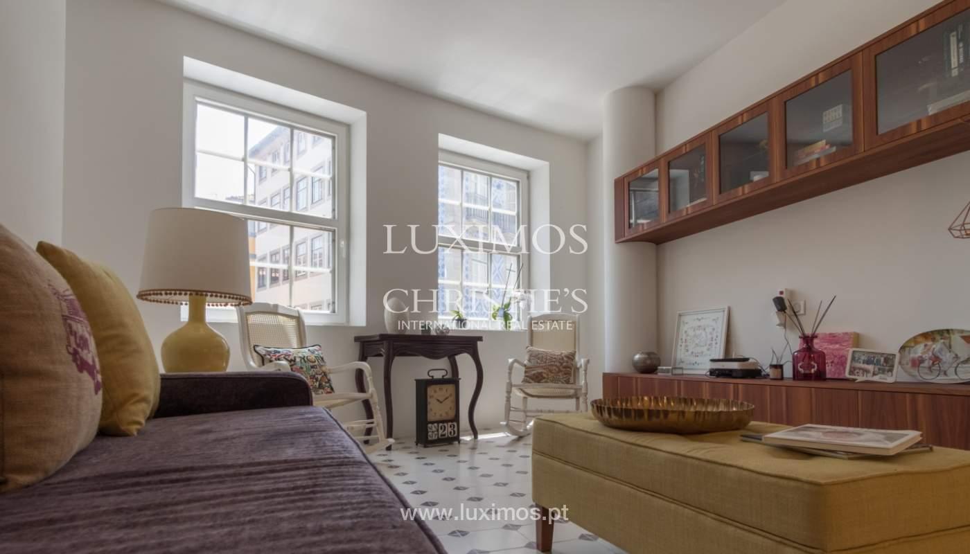 Zum Verkauf renovierte Wohnung, die Ribeira, Porto,portugal_109580