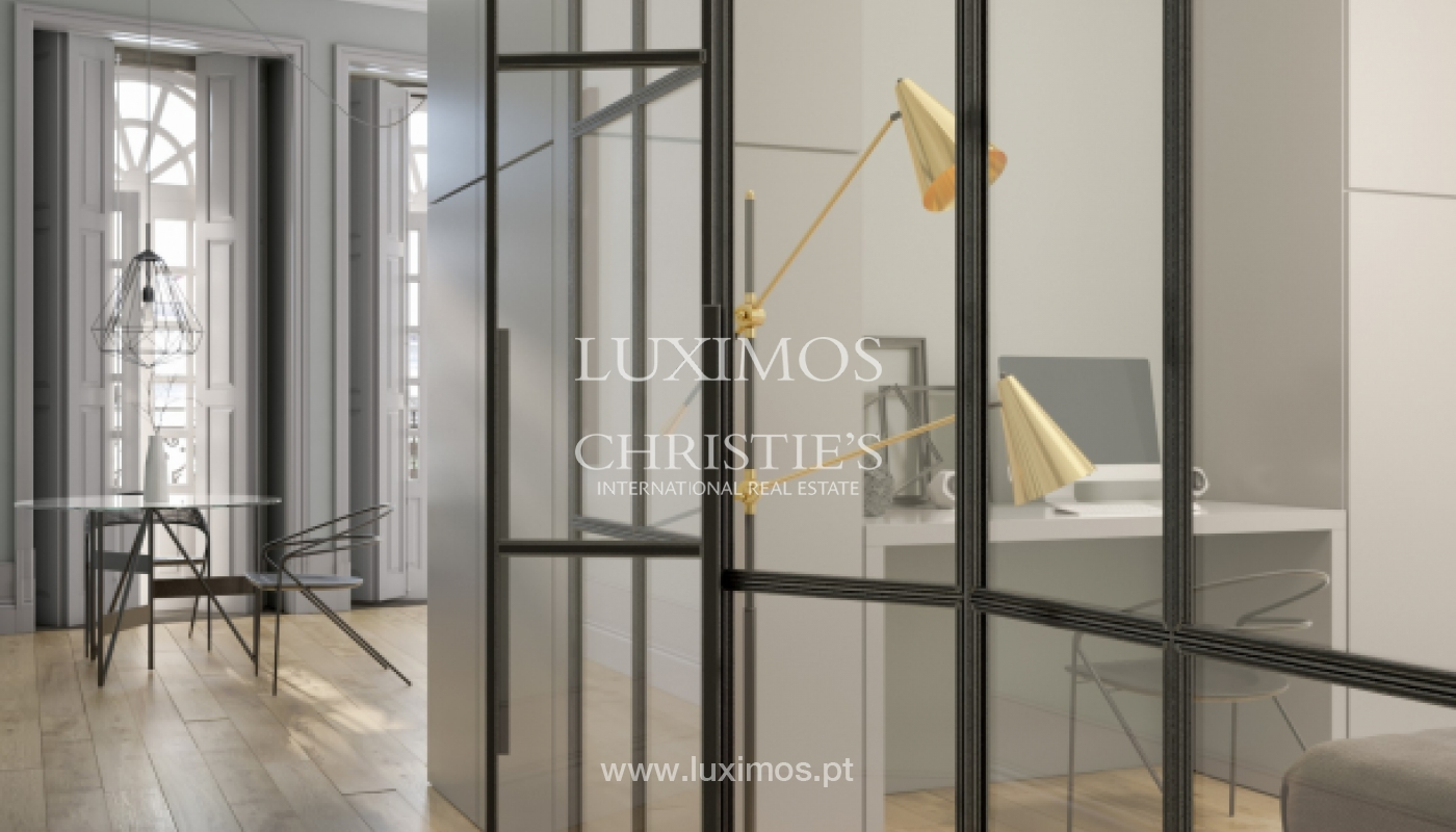 Sale of new and modern apartment in Porto downtown, Portugal_109651