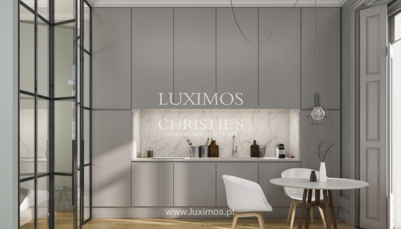 Sale of new and modern apartment in Porto downtown, Portugal_109655