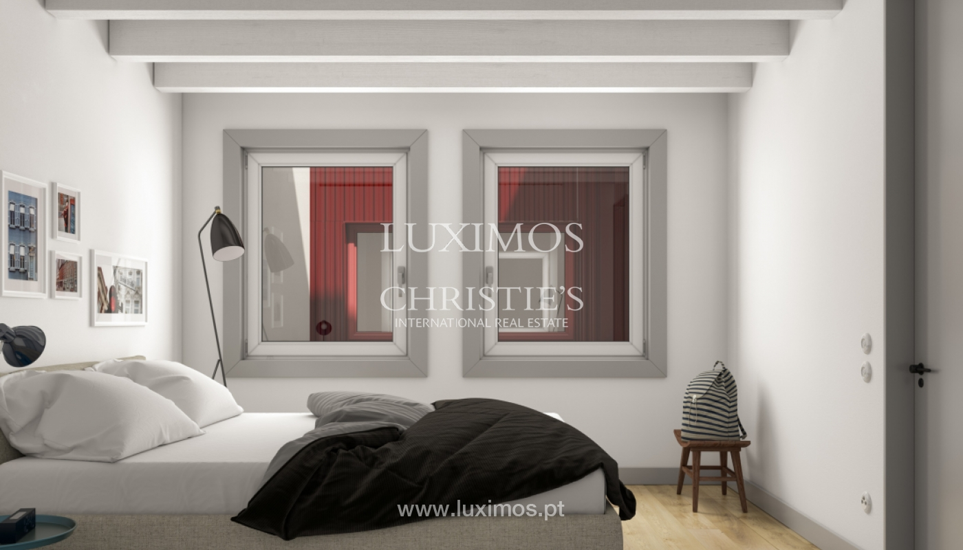 Sale of new and modern apartment in Porto downtown, Portugal_109657