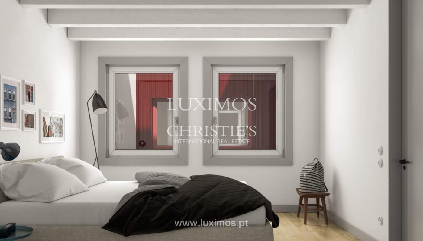 Für Verkauf Wohnung, ganz neu, und eine in das historische Viertel der Stadt Porto, Portugal_109657