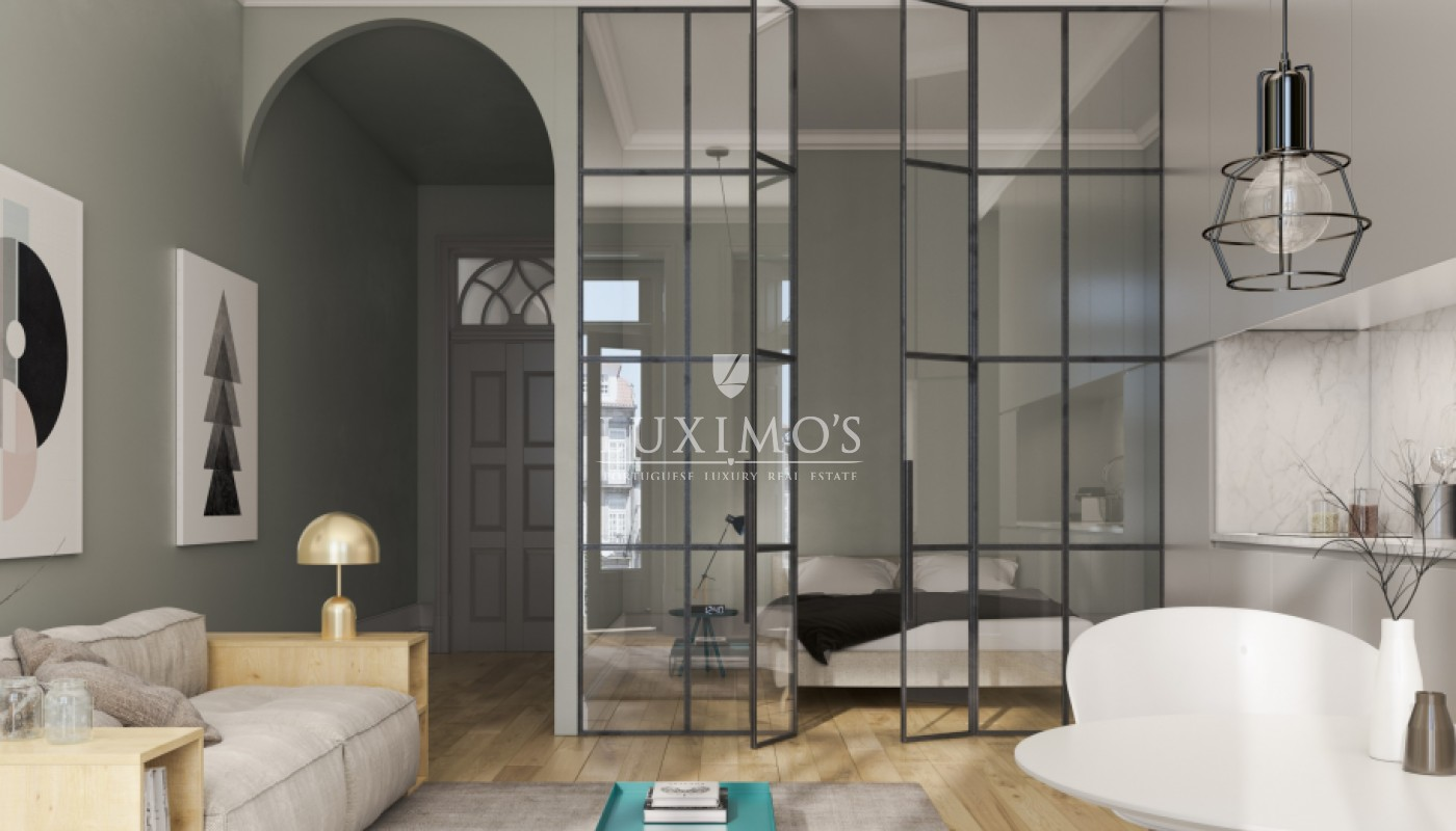 Sale of new and modern apartment in Porto downtown, Portugal_109662
